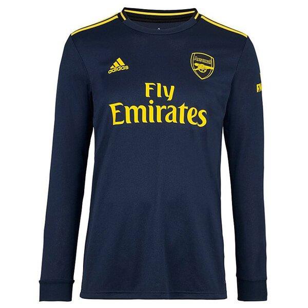 Shop 19 20 Arsenal Long Sleeve Third Soccer Jersey Cheap Soccer Jerseys For Sale Gogoalshop