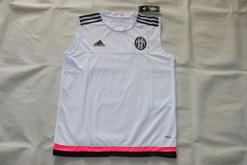 e7af70144 Juventus White Sleeveless Soccer Jersey Shirt  1604201456  - USD ...
