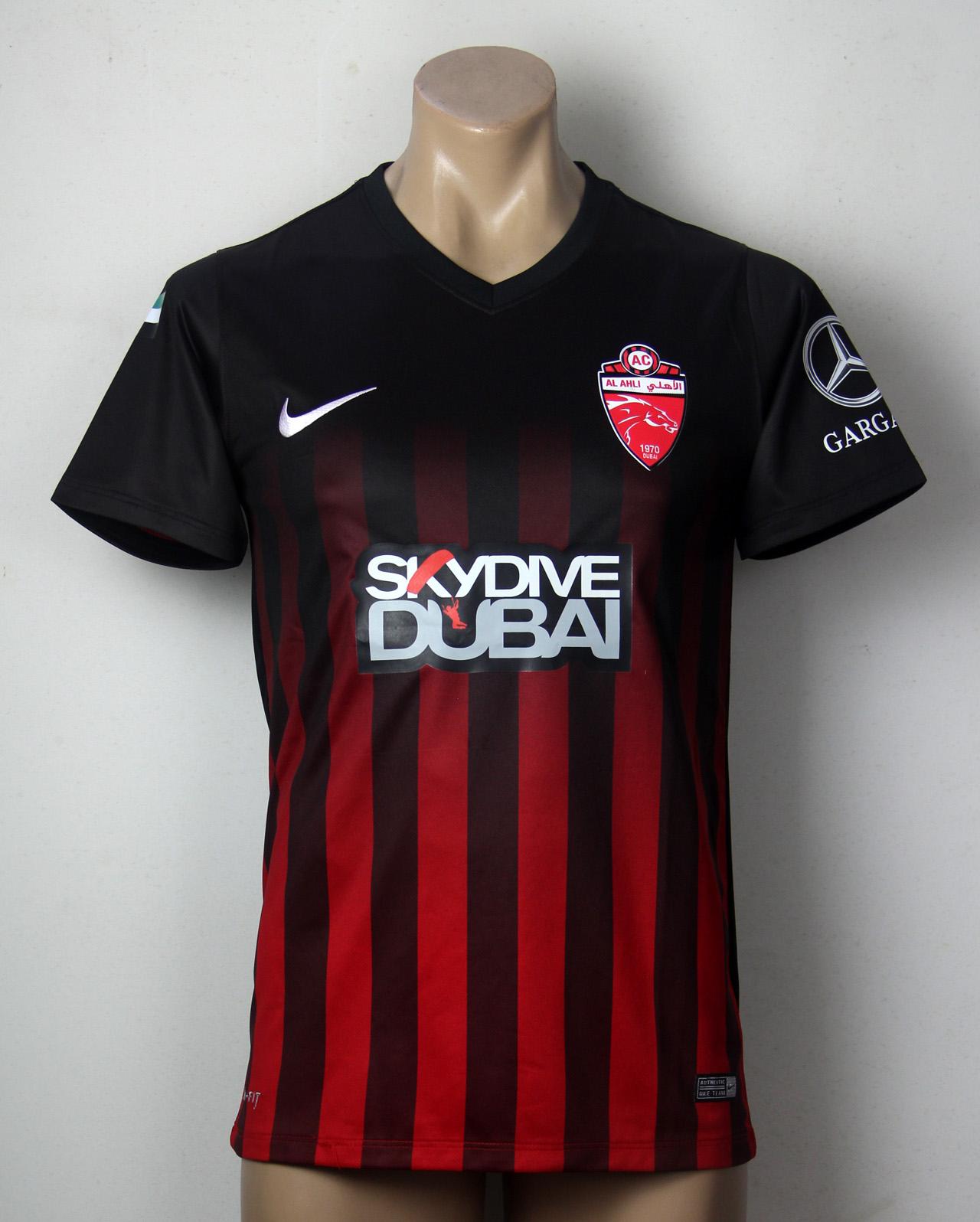 Shop Al Ahli Uae 16 17 Home Soccer Jersey Cheap Soccer Jerseys For Sale Gogoalshop