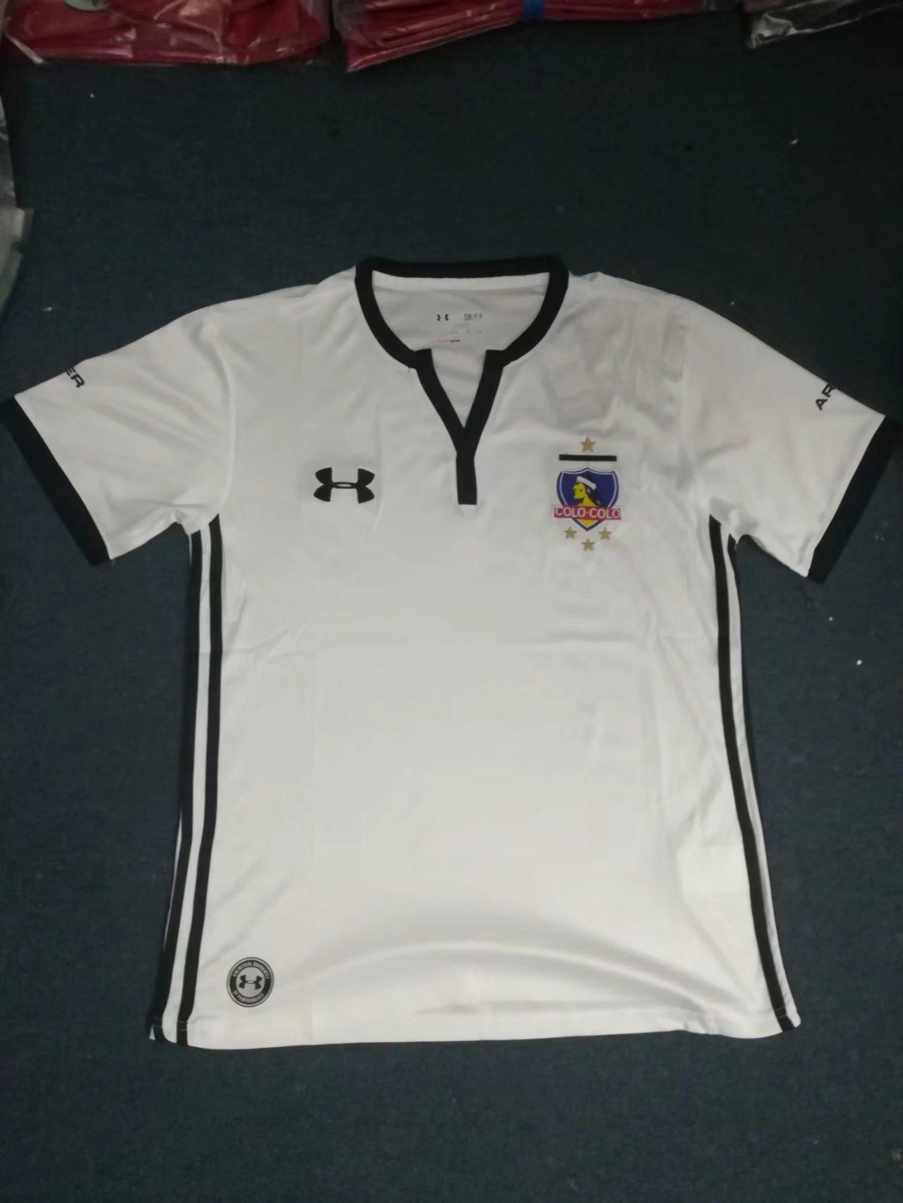 meet e83aa d49bb Colo Colo : GoGoalShop, Buy Cheap Soccer Jersey & Replica ...