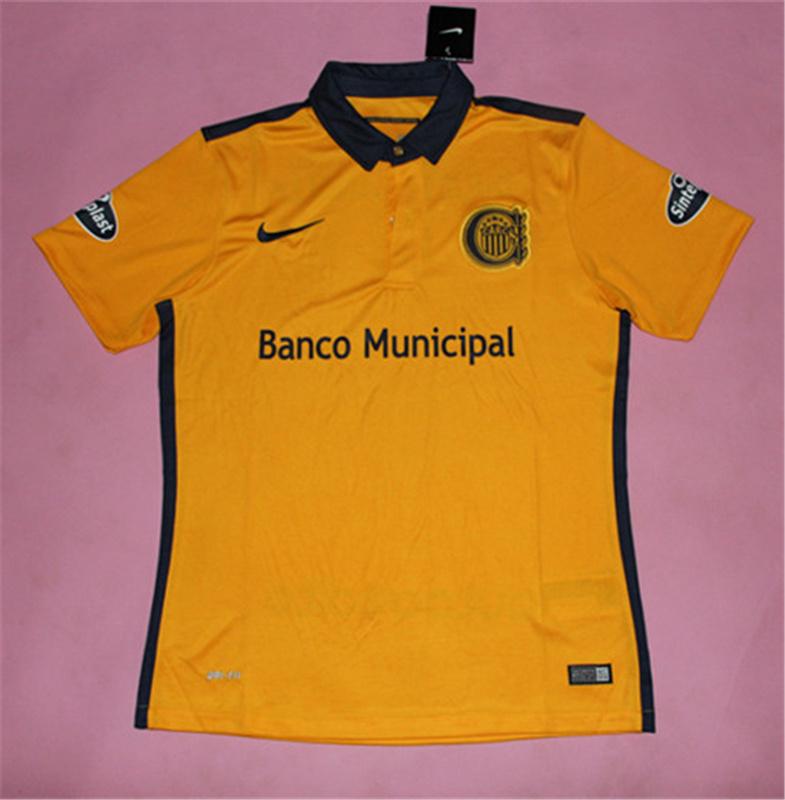 c4c64c587 Rosario Central   Cheap Soccer Jerseys Shop