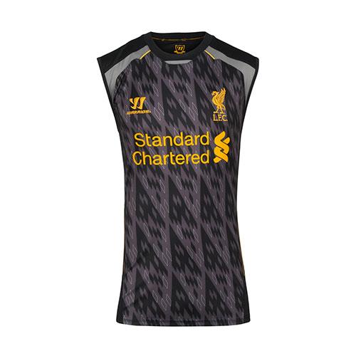 Home Premier League Liverpool Soccer Jersey   Liverpool Warrior