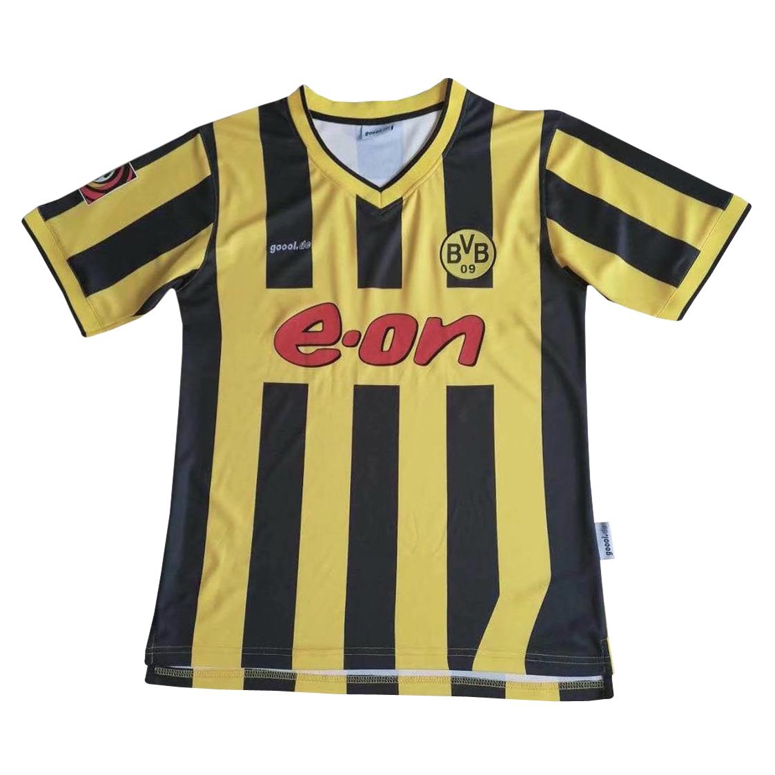 Buy Classic Retro Vintage Dortmund Football Shirts/Soccer Jerseys ...