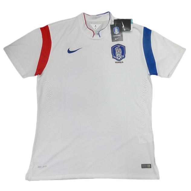 cheap for discount e8095 3c6ae 2014 FIFA World Cup South Korea Away Soccer Jersey Football ...
