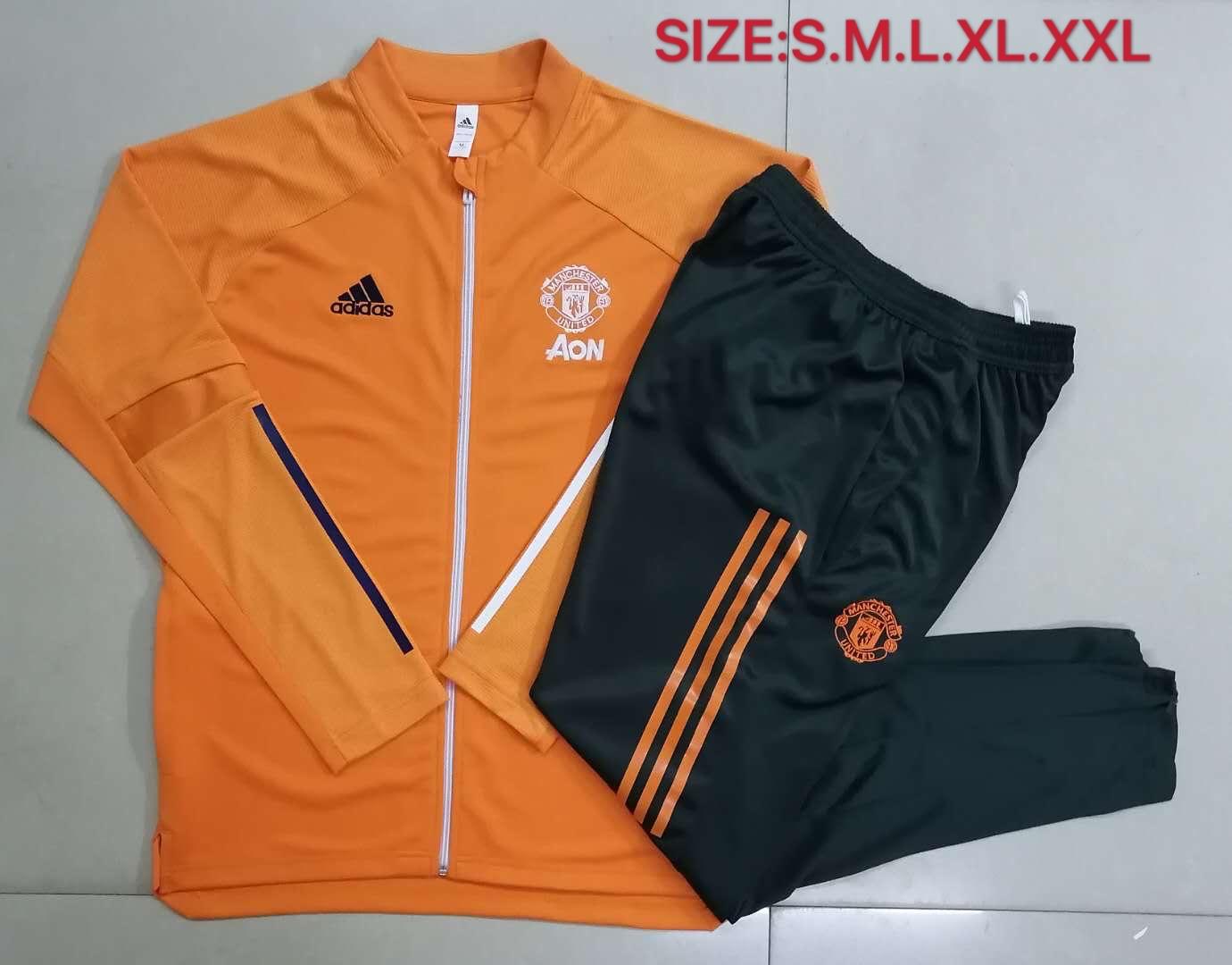 Shop 19 20 Manchester United Red Polo Shirt Kit Top Trouser Cheap Soccer Jerseys For Sale Gogoalshop